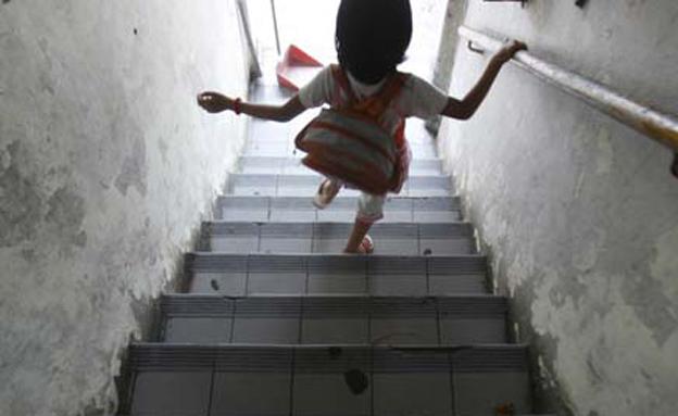ילדה, אילוסטרציה, התעללות (צילום: רויטרס, חדשות)