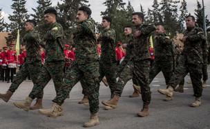 כוחות צבא בסוריה (צילום:  Chris McGrath, GettyImages)