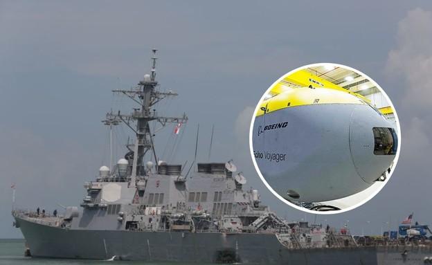 כך יראה צי העתיד (צילום: GettyImages / Boeing)