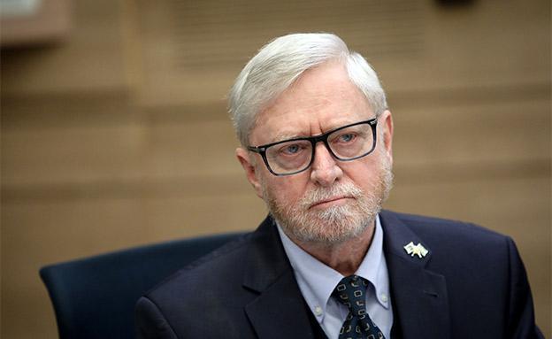 השופט בדימוס ומבקר המדינה לשעבר יוסף שפירא (צילום: נועם רבקין פנטון, פלאש 90, חדשות)