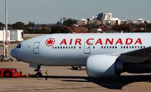 מטוס של אייר קנדה, ארכיון (צילום: רוייטרס, חדשות)