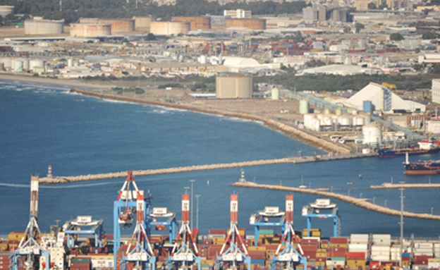 מפרץ חיפה (צילום: דורית יורדן דותן, חדשות)
