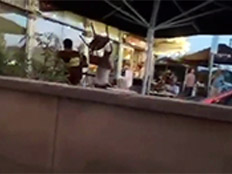 הקטטה בבית הפנקייק: התוקף הואשם