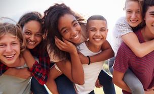 בני נוער (צילום: shutterstock)