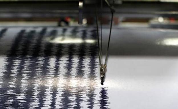 רעידת אדמה קלה הורגשה בים המלח (צילום: רויטרס, חדשות)