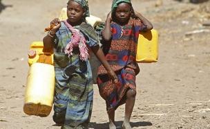 הרעב בסומליה, ארכיון (צילום: רויטרס, חדשות)