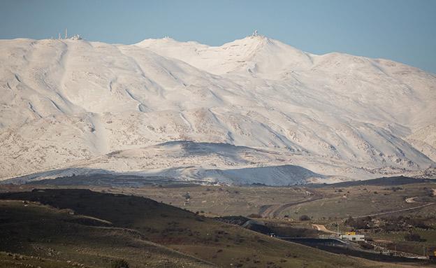 הר החרמון, ארכיון (צילום: הדס פרוש, פלאש 90, חדשות)