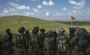 """תרגיל צבאי בדרום (ארכיון) (צילום: דו""""צ, חדשות)"""