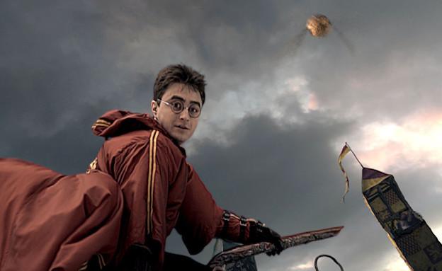 הארי פוטר קוודיץ' (צילום: Warner Bros)