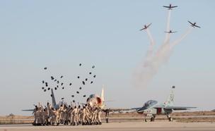 סיום קורס טיס 178 חיל האוויר (צילום: באדיבות גרעיני החיילים)