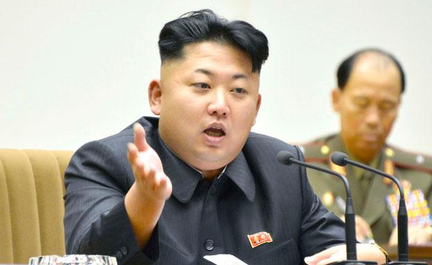 קיבל את הצעתו של הנשיא, קים ג'ונג און (צילום: רויטרס, חדשות)