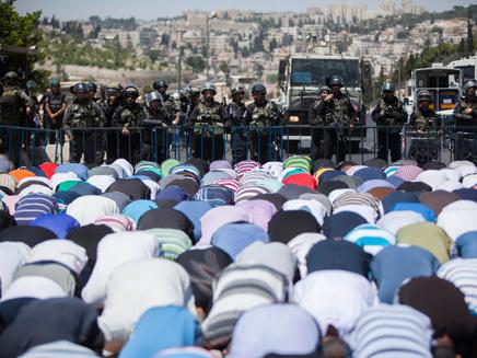 דריכות מוגברת בירושלים, ארכיון