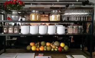 מסעדה, בר, מסעדנות (צילום: עזרי עמרם, חדשות)