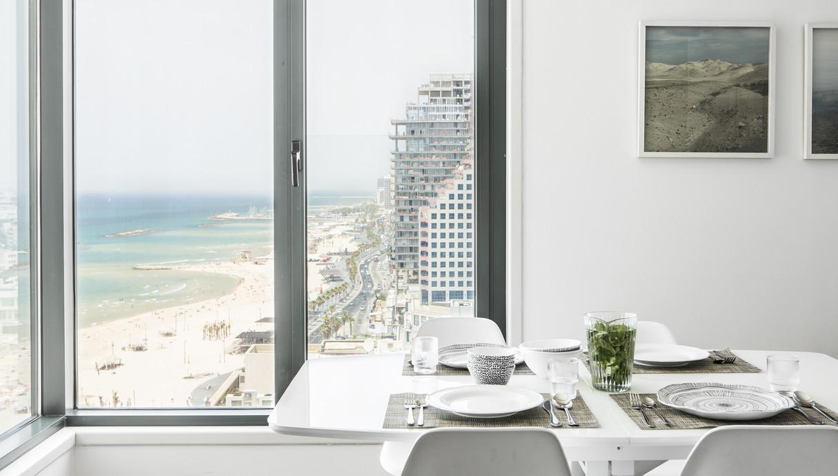 דירה בתל אביב, עיצוב מאיה שינברגר