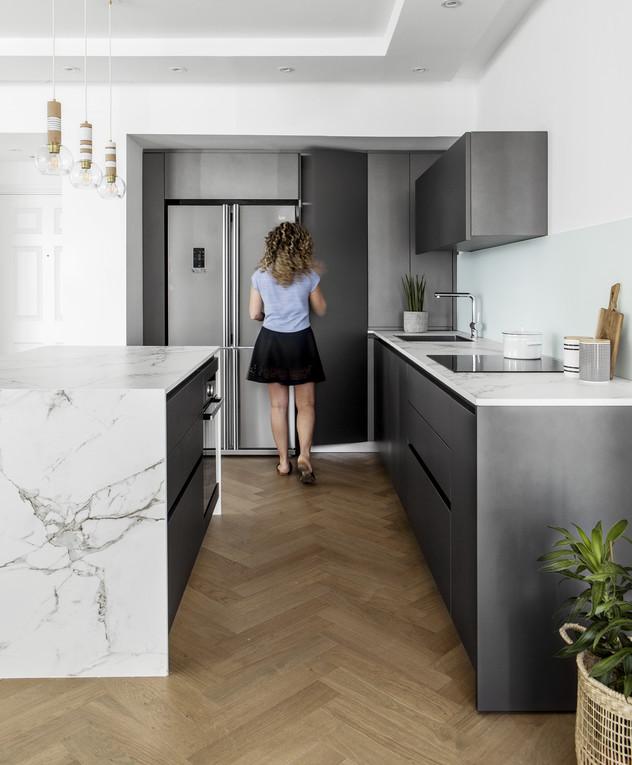 דירה בתל אביב, ג, עיצוב מאיה שינברגר