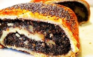 עוגת פרג (צילום: ג'רמי יפה,  יחסי ציבור )