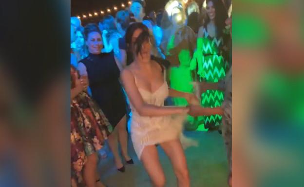 מגי אזרזר רוקדת רונה (צילום: אינסטגרם)