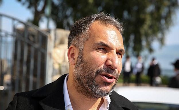 ראש עיריית טבריה, רון קובי (צילום: דוד כהן, פלאש 90, חדשות)