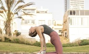 אימון סבולת לב-ריאה (צילום: אסנת פרלשטיין)