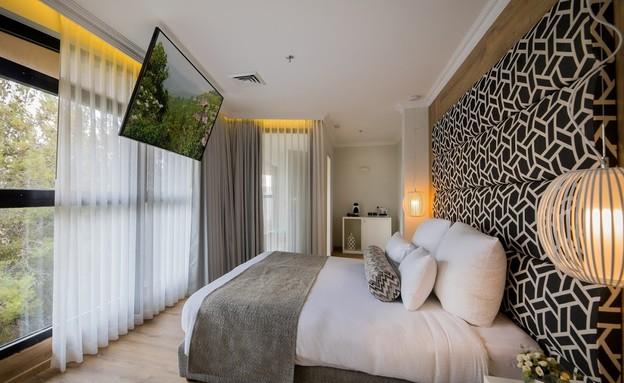 חדרי הבוטיק  (צילום: מלון סי הוטל)