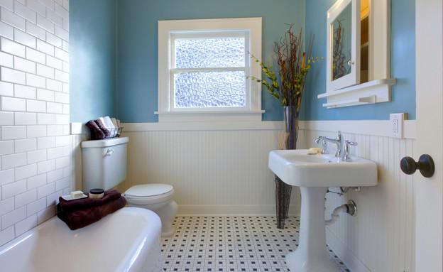 חדר רחצה (צילום:  Artazum / Shutterstock)
