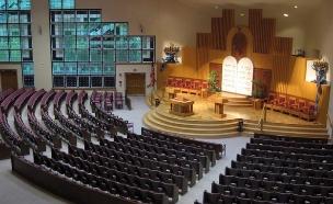 בית הכנסת בוושינגטון (צילום: CNN, חדשות)