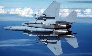 מטוס ה-F15 החדש (צילום: בואינג, חדשות)