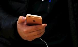 הודעות טקסט, אייפון, סלולר, טלפון נייד (צילום: רויטרס, חדשות)