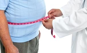 עודף משקל, אילוסטרציה (צילום: 123REF, חדשות)