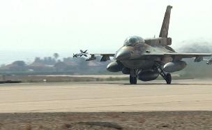 פרס ביטחון לחיל האוויר הישראלי (צילום: דובר צה''ל , חדשות)
