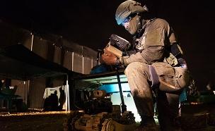 """המבצע לאיתור מנהרות חיזבאללה, ארכיון (צילום: דובר צה""""ל, חדשות)"""
