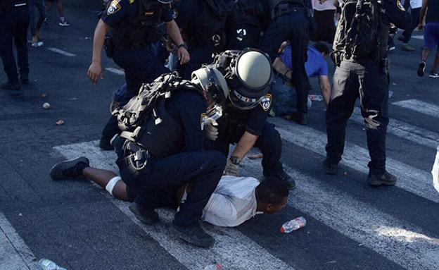 תמונות מהן ינסו להימנע (צילום: דוברות המשטרה, חדשות)