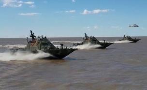 ספינת מלחמה כחול לבן (צילום: החדשות)