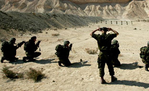 חיילים בטירונות (ארכיון) (צילום: רויטרס, חדשות)