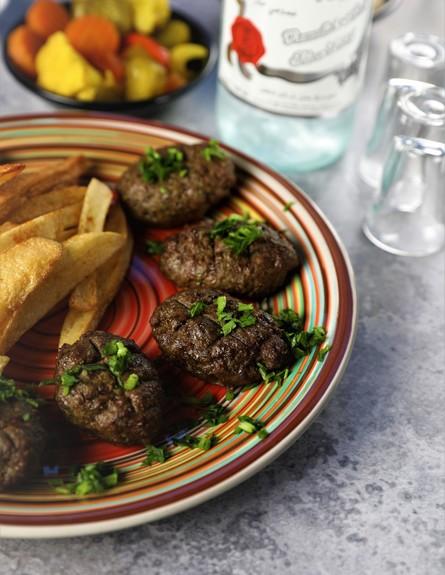 קבב של בילאל, מסעדת זאכי (צילום: מיטל סלומון, ROL)