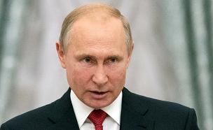 ולדימיר פוטין (צילום: רויטרס, חדשות)