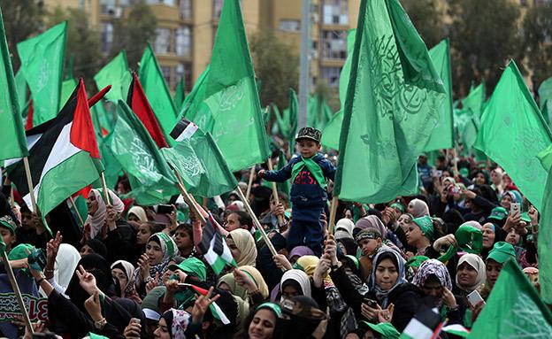 כתב אישום גורף נגד חמאס (צילום: רויטרס, חדשות)