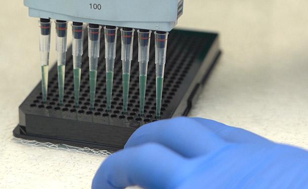 בדיקה לגילוי סרטן (צילום: החדשות)