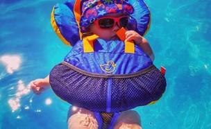 חגורת הצלה לילדים (צילום: סאלוס מארינר, KateRiep_Godbye)