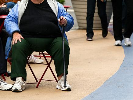 השמנת יתר מסוכנת יותר מסיגריות