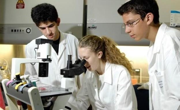 מדעני העתיד (צילום: מרכז מדעני העתיד)