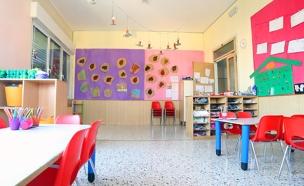 גן ילדים, משחקים, כיתה, ריק, (צילום: federicofoto, 123RF)