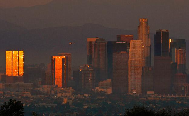 רעידת אדמה חזקה הכתה בקליפורניה, ארכיון (צילום: רויטרס, חדשות)