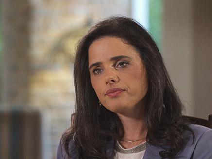 איילת שקד (צילום: החדשות)