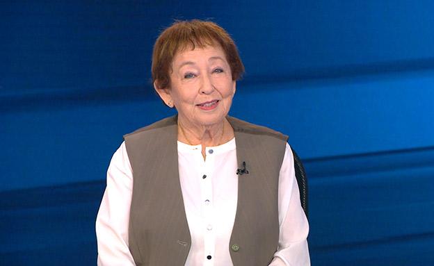 """""""בבחירות הבאות אשב בבית ואראה טלויזיה"""" (צילום: החדשות)"""