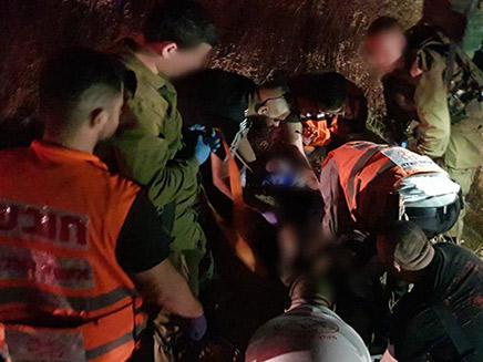 הפיגוע אמש סמוך לירושלים
