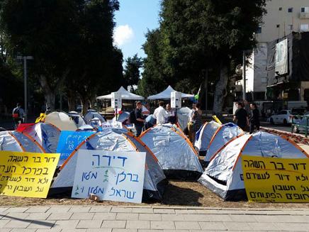 מחאת הדיור ב-2011