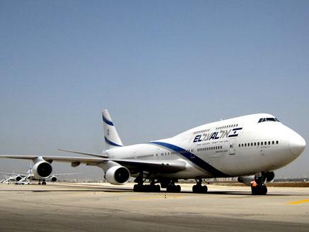 מטוס של אל-על, ארכיון (צילום: יונתן בייסקי, חדשות)