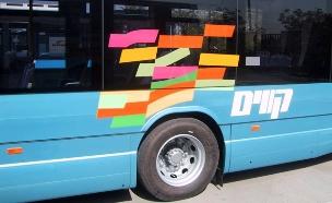 אוטובוס של חברת קווים (צילום: חברת קווים, חדשות)