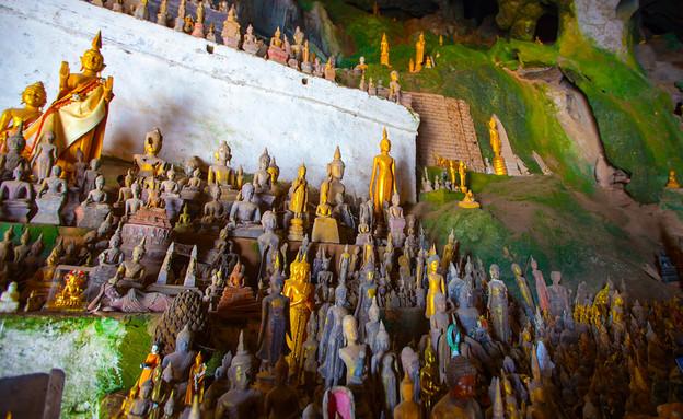 מערות הבודהה (צילום: Smarta, shutterstock)